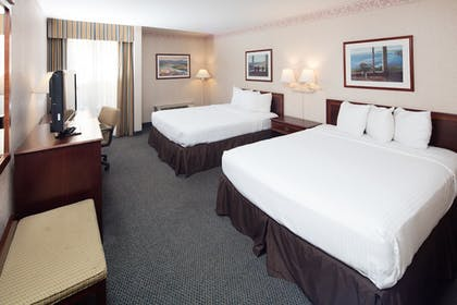 Guestroom | Red Lion Hotel & Conference Center - Seattle/Renton