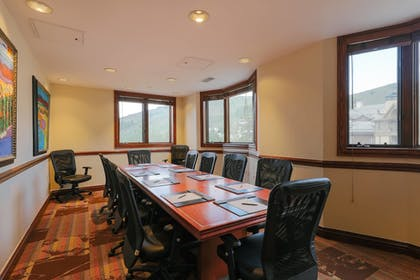 Meeting Facility | Beaver Creek Lodge, Autograph Collection