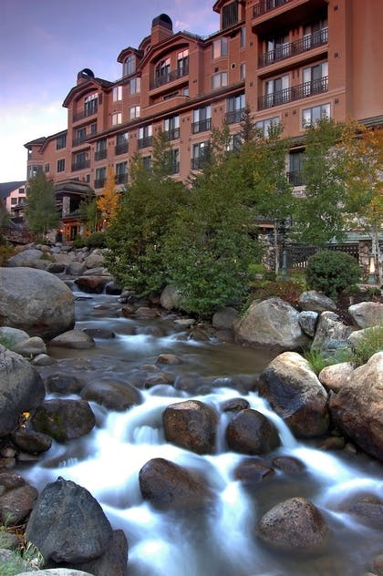 Hotel Front | Beaver Creek Lodge, Autograph Collection