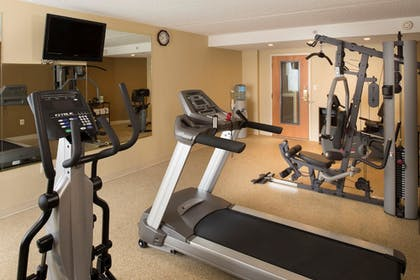 Gym | Best Western Plus Cedar Bluff Inn