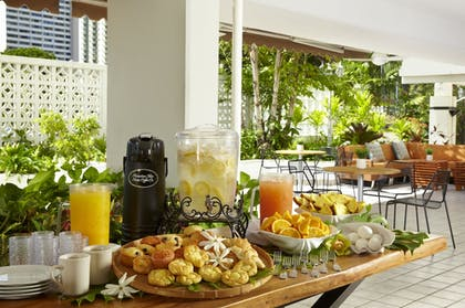 Breakfast buffet | Aqua Oasis