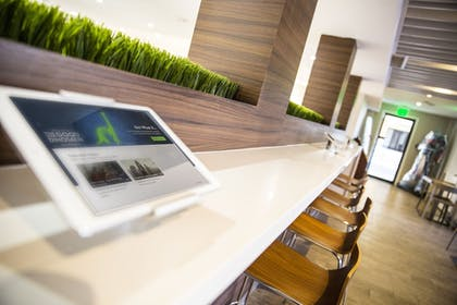 Check-in/Check-out Kiosk | Quality Inn & Suites By the Parks