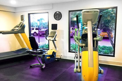 Sports Facility | Quality Inn & Suites By the Parks