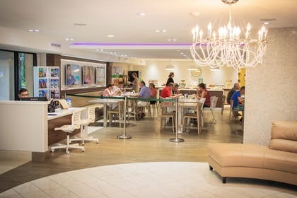 Hotel Interior | Quality Inn & Suites By the Parks