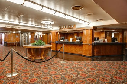 Reception   The Queen Mary