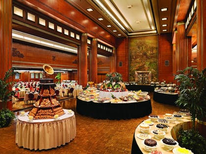 Buffet   The Queen Mary
