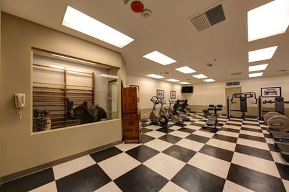 Gym   The Queen Mary