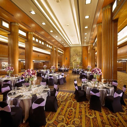 Banquet Hall   The Queen Mary
