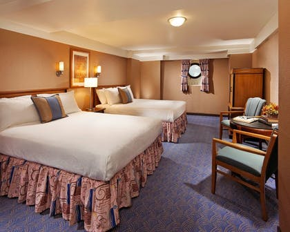 Guestroom   The Queen Mary