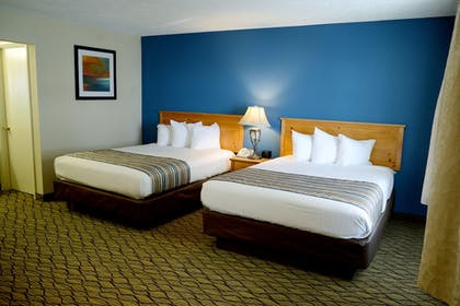 Guestroom | Baymont by Wyndham St. Ignace Lakefront