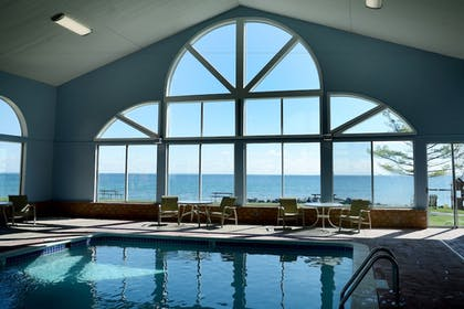 Indoor Pool | Baymont by Wyndham St. Ignace Lakefront
