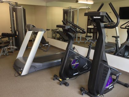 Fitness Facility | Best Western Palm Court Inn