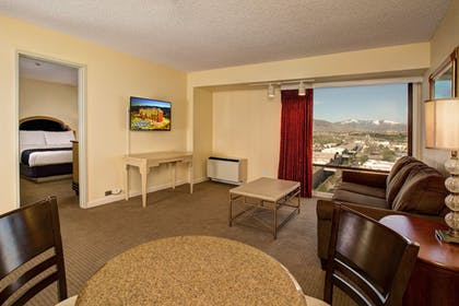 Guestroom | Sands Regency Casino Hotel