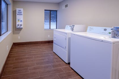 Laundry Room | Days Inn & Suites by Wyndham Wisconsin Dells