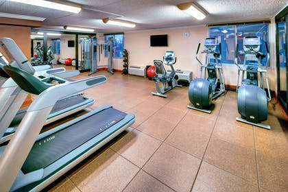 Fitness Facility | DoubleTree by Hilton Hotel Milwaukee Downtown