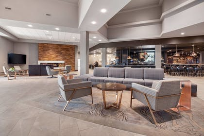 Lobby | Delta Hotels by Marriott Fargo