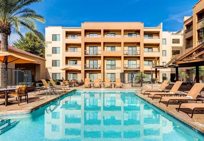 Fitness Facility | Courtyard by Marriott Phoenix Airport