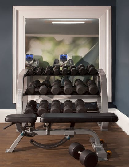 Fitness Facility | Pier House Resort & Spa