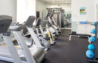 Fitness Facility | Hotel Viking