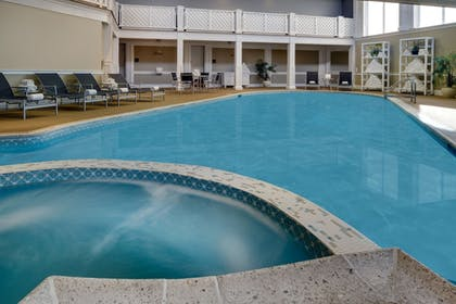 Indoor Pool | Hotel Viking