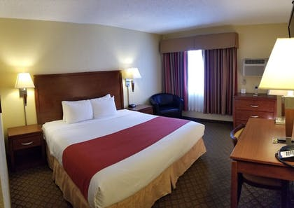 Guestroom View | Red River Inn & Suites Fargo