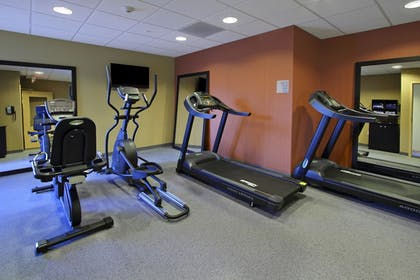 Fitness Facility | Holiday Inn Express Augusta Downtown