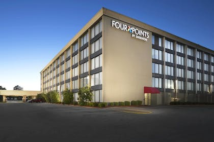 Featured Image | Four Points by Sheraton Kansas City Airport