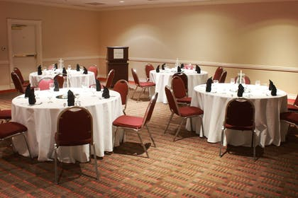 Banquet Hall | Four Points by Sheraton Kansas City Airport