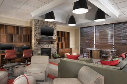 Lobby | Four Points by Sheraton Kansas City Airport