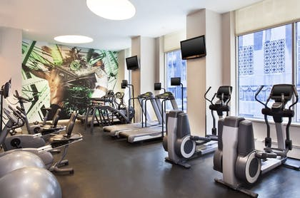 Fitness Facility | The Maxwell New York City