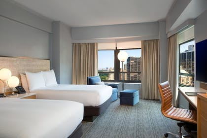 | Executive Suite Two Beds | New York Hilton Midtown
