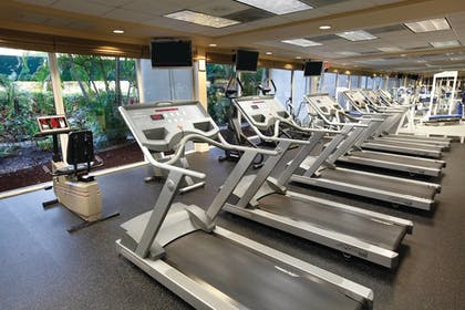 Fitness Facility   Wyndham Palm-Aire