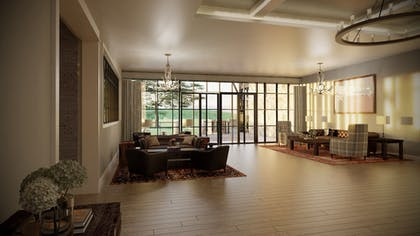 Lobby | Tapatio Springs Hill Country Resort and Spa