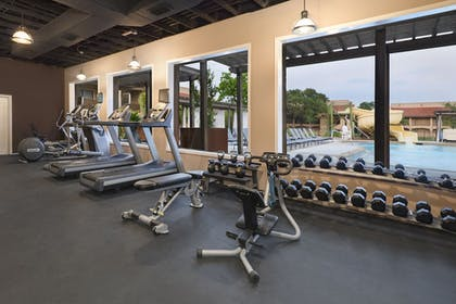 Gym | Tapatio Springs Hill Country Resort and Spa