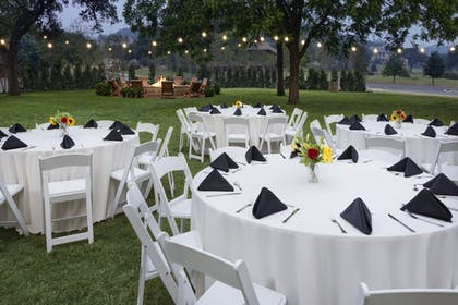 Outdoor Wedding Area | Tapatio Springs Hill Country Resort and Spa