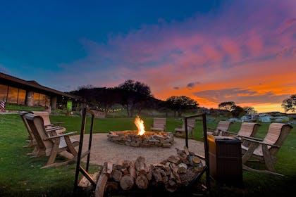 Terrace/Patio | Tapatio Springs Hill Country Resort and Spa