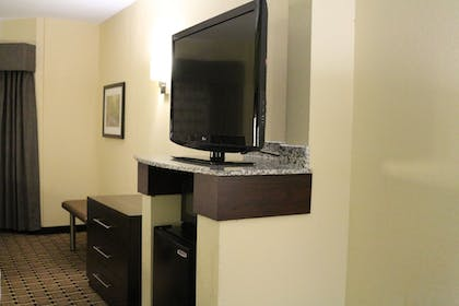 In-Room Amenity | Best Western Knoxville Suites - Downtown