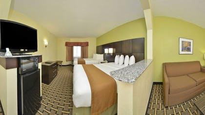 Guestroom | Best Western Knoxville Suites - Downtown