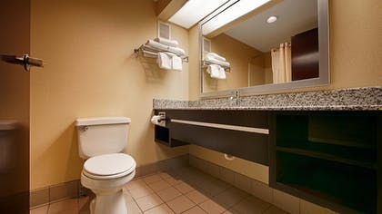 Bathroom | Best Western Knoxville Suites - Downtown