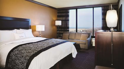 Room Amenity | DoubleTree by Hilton Hotel Cleveland Downtown - Lakeside