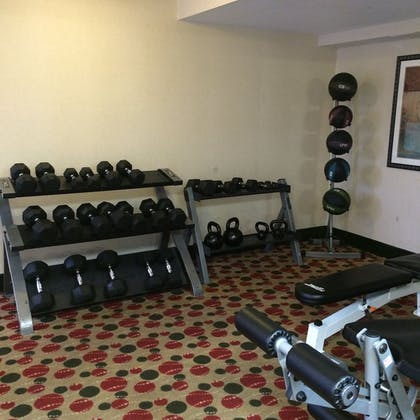 Fitness Facility | Sawgrass Grand Hotel and Suites Sports Complex
