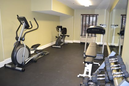 Fitness Facility | Holiday Inn Express & Suites Merrimack