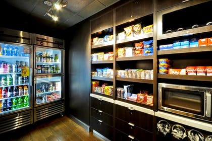Snack Bar | Courtyard Dallas Medical/Market Center