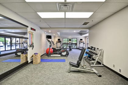 Fitness Facility | Courtyard Dallas Medical/Market Center