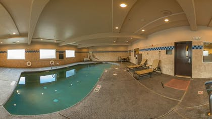 Indoor Pool | Holiday Inn Express Portland East - Troutdale