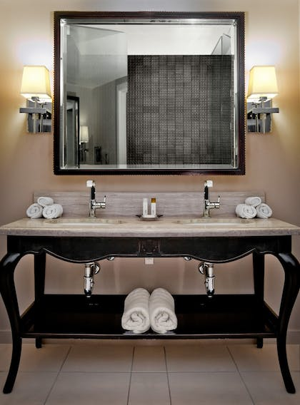 Bathroom Sink | Hard Rock Hotel and Casino