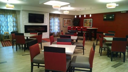 Restaurant | Holiday Inn Express Cloverdale - Greencastle