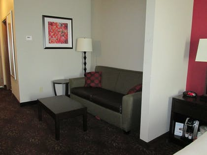 In-Room Amenity | Holiday Inn Express Cloverdale - Greencastle