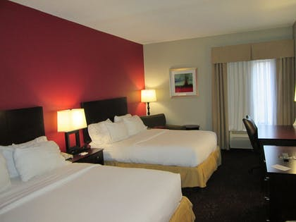 Room | Holiday Inn Express Cloverdale - Greencastle