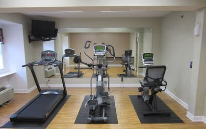 Fitness Facility | Inn at the Finger Lakes